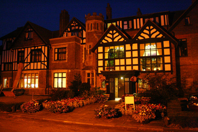 Manor House Hotel, Godalming